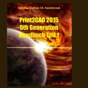 Print2Cad 2018 Aggiornamento per Chiave Software